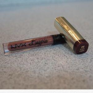 NYX lingerie lipstick &  MILANI lipsick
